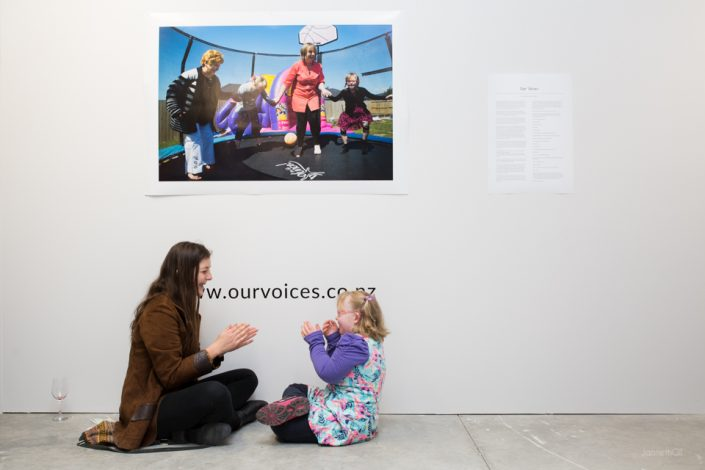 Our Voices Exhibition - In Situ Photo Project
